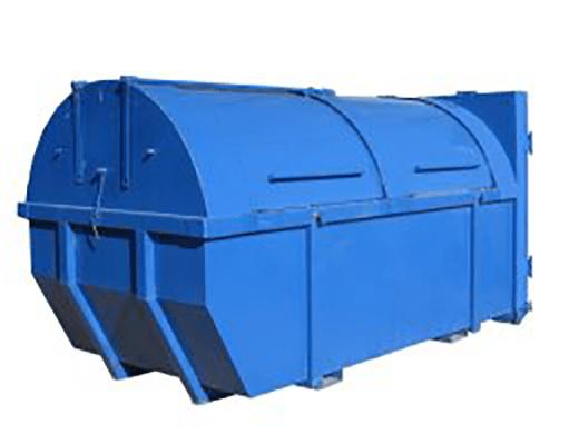 Gesloten afzetcontainer 9m3 huren? Simpel en snelle service!