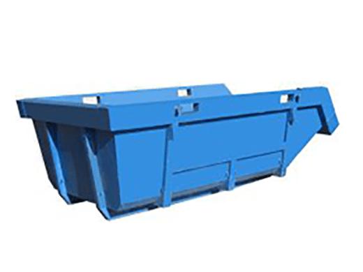 Afzetcontainer huren? Open afzetcontainer 6m3